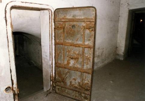 Primeiro Bunker de Mussolini