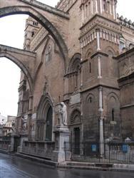 Cattedrale - facciata principale