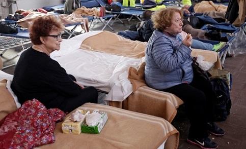 Seis meses após terremoto, Itália tem 11,7 mil desalojados