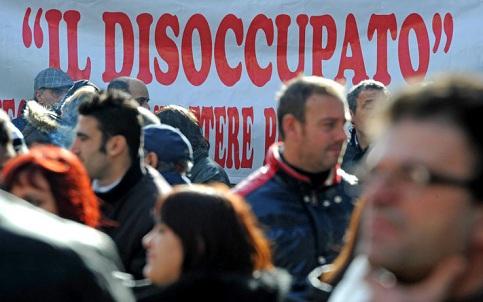 Cresce número de desempregados na Itália