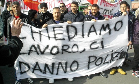 Desemprego entre jovens bate recorde na It�lia