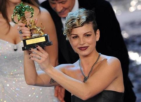 Emma, foi a grande vencedora de Sanremo 2012