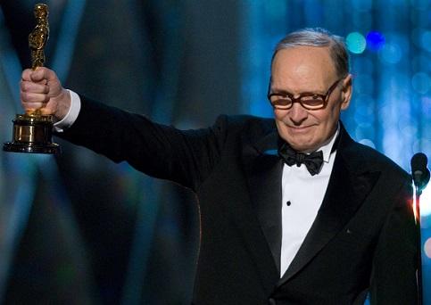 Ennio Morricone conquista o Oscar