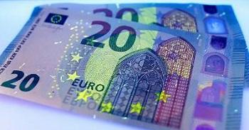 Nova nota de 20 euros