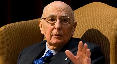 Giorgio Napolitano