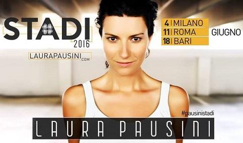 Novo �lbum de Laura Pausini