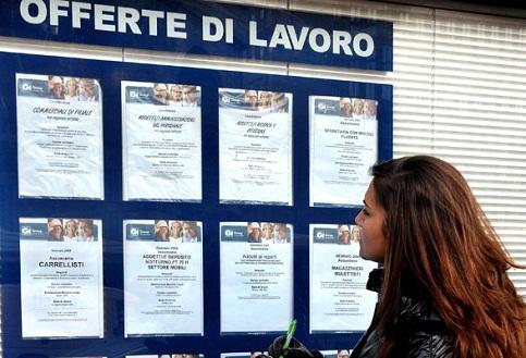 Taxa de desemprego cai na Itália entre os jovens