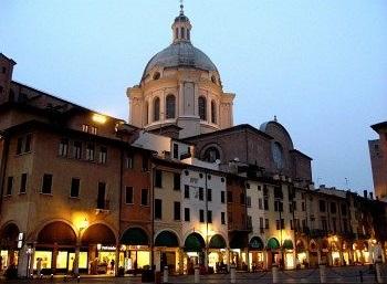 Mantua, norte da Itália