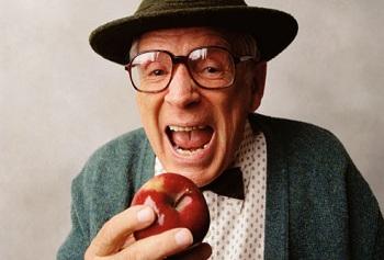 Una mela al giorno toglie il medico di torno� si, ma perch�??