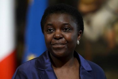 Ministra Cecile Kyenge