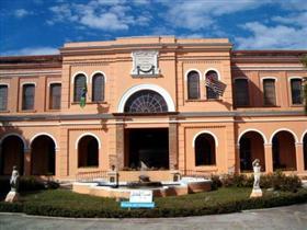 Museu da Imigração em São Paulo