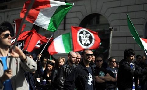 Grupo fascista tem crescimento inédito em eleição na Itália
