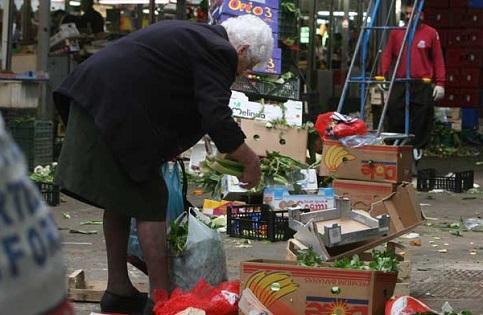 Pobreza na Italia