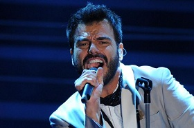 Francesco Renga - integrante de Sanremo 2012