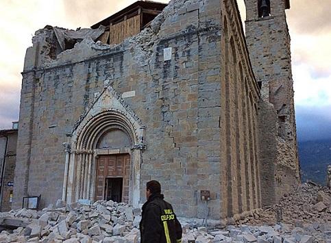 Terremotos na Itália