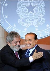 Lula e Berlusconi