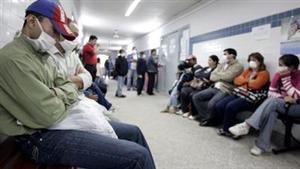 UE debaterá vacinação contra gripe suína em outubro