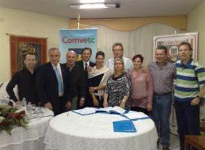 Autoridades de Tubarão e Silea assinam protocolo de