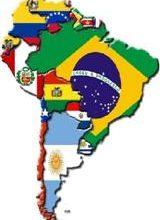 Bandeirasda América do Sul