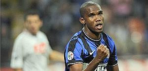 O atacante da Inter, Balotelli, foi bem na partida contra a Genoa e ganhou nova chance como titular, desta vez ao lado de Eto'o