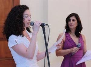 A colaboradora da Rádio Italiana,Francesca Cricelli, se apresentará no Projeto Tertúlia no Café com Leitura no Sesc Ipiranga