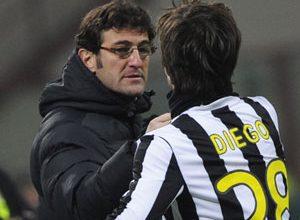 A derrota pela Copa da Itália foi a última partida de Ciro Ferrara no comando da Juve