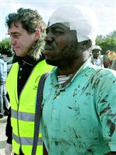 Imigrante que morava, de forma ilegal, em Rosarno foi um dos atingidos no episódio de racismo que fez mais de 100 feridos, vários em estado grave