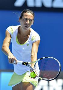 A veterana tenista italiana, Francesca Schiavone, terá pela frente a norte-americana Venus Williams