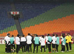 O treinador da Juve, Alberto Zaccheroni, conversou longamente com os jogadores da Juve antes do último treino para o confronto contra o Ajax