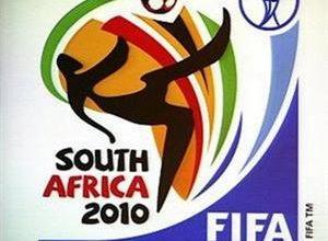 Logo da Copa do Mundo de Futebol da África do Sul