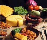 Origem da culinária italiana