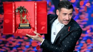 Francesco Gabbani é o grande vencedor de Sanremo 2017